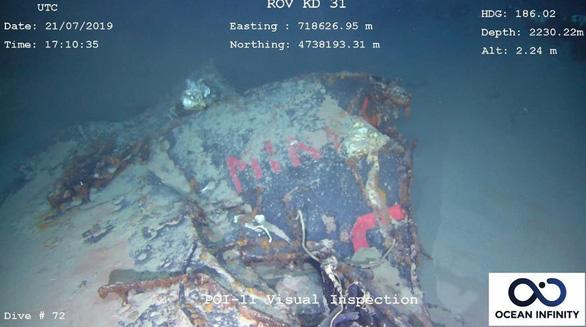 Tìm thấy tàu ngầm Pháp sau hơn nửa thế kỷ mất tích - Ảnh 1.