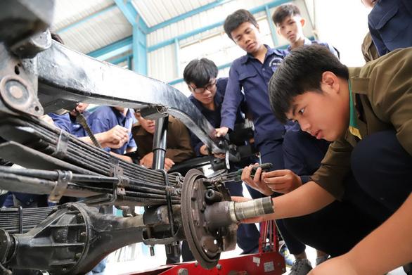 Đào tạo nghề chuẩn quốc tế - Ảnh 2.
