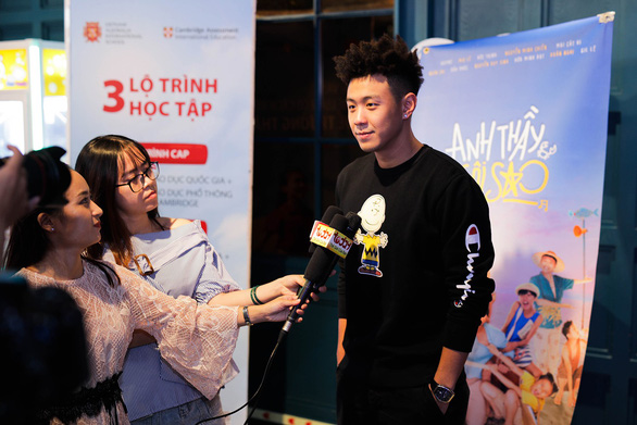 Điện ảnh Việt rất cần gương mặt mới bên cạnh các ngôi sao - Ảnh 5.