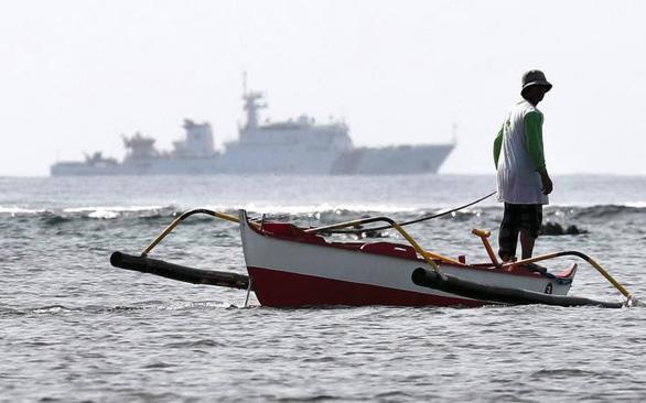 Nhận diện chiến lược vùng xám của Trung Quốc ở Biển Đông - Ảnh 1.