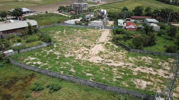 Bỏ tiền tỉ mua đất nền ở TP.HCM, chới với phát hiện dự án ma - Ảnh 1.