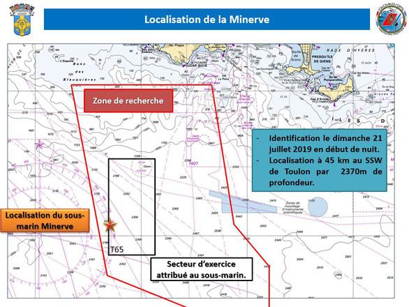 Tìm thấy tàu ngầm Pháp sau hơn nửa thế kỷ mất tích - Ảnh 4.