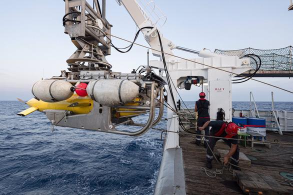 Tìm thấy tàu ngầm Pháp sau hơn nửa thế kỷ mất tích - Ảnh 2.