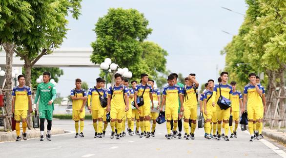 HLV Park Hang Seo triệu tập 28 cầu thủ đội U22 Việt Nam - Ảnh 1.