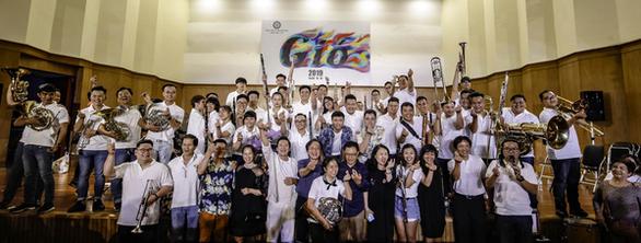 Miễn phí buổi tổng duyệt hòa nhạc của NS Đặng Thái Sơn cho học sinh sinh viên - Ảnh 4.