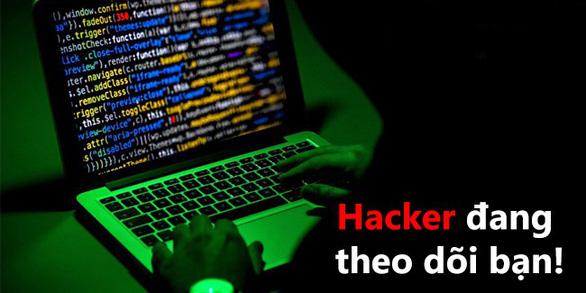 Hacker đánh cắp dữ liệu của bạn như thế nào? - Ảnh 1.