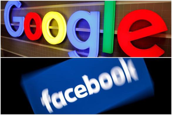Pháp thông qua luật buộc Google, Facebook trả tiền bản quyền tin tức - Ảnh 1.