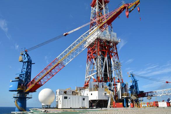 Trung Quốc phá rối an ninh năng lượng ở Biển Đông - Ảnh 1.