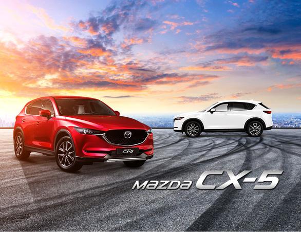 Tháng 7, Thaco ưu đãi lớn cho khách hàng mua xe Mazda - Ảnh 1.