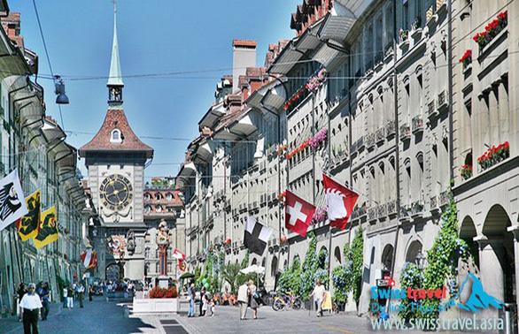 Tour Thụy Sĩ, Ý, Vatican, Hy Lạp - Ảnh 1.