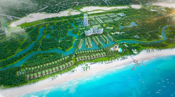 Tiềm năng bất động sản nghỉ dưỡng tại Hồ Tràm - Bình Châu - Ảnh 2.