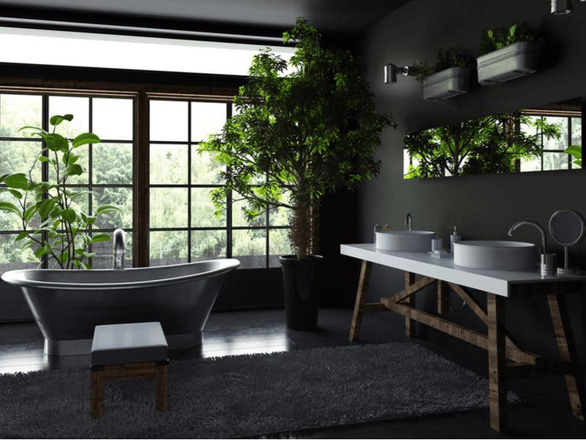 Thiết kế phòng tắm 2019: Xu hướng nào lên ngôi? Xu hướng nào lỗi thời? - Ảnh 2.