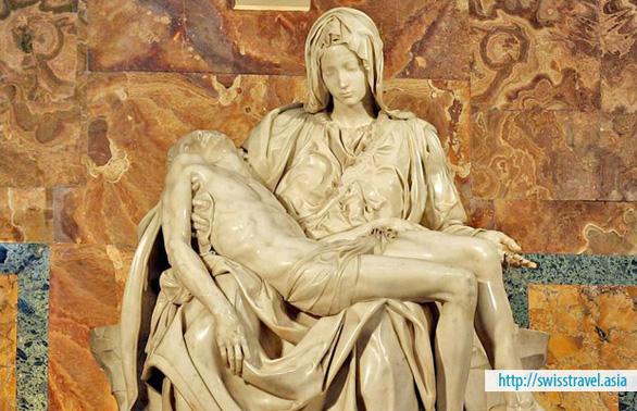 Tour Thụy Sĩ, Ý, Vatican, Hy Lạp - Ảnh 4.