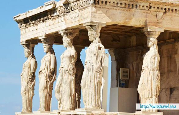 Tour Thụy Sĩ, Ý, Vatican, Hy Lạp - Ảnh 5.