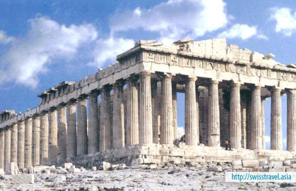 Tour Thụy Sĩ, Ý, Vatican, Hy Lạp - Ảnh 6.
