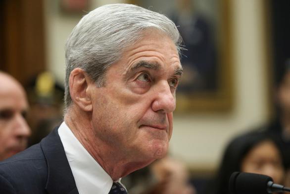 Ông Robert Mueller: Tổng thống đã không được xóa tội - Ảnh 1.