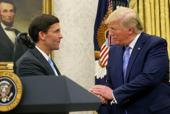 Việt Nam kỳ vọng tân bộ trưởng Quốc phòng Mỹ đóng góp tốt cho quan hệ song phương - Ảnh 1.