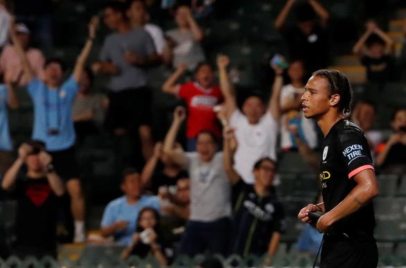 HLV Guardiola muốn Sane ở lại Man City - Ảnh 1.