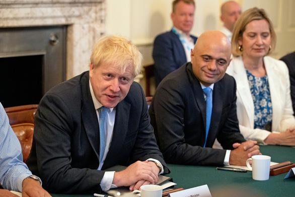 Tân thủ tướng Anh cam kết sẽ Brexit vào đúng 31-10 - Ảnh 1.