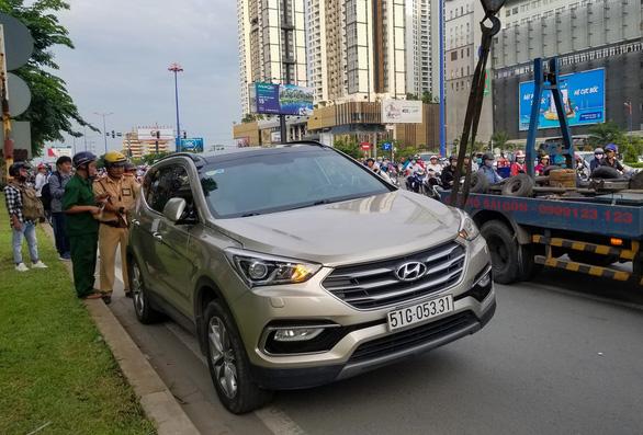 Đã làm việc với hai tài xế bỏ ôtô vi phạm trên xa lộ Hà Nội - Ảnh 2.