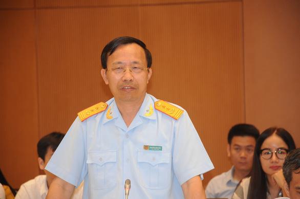 Hải quan có đủ cơ sở pháp lý vụ công ty con Asanzo giả mạo xuất xứ - Ảnh 1.