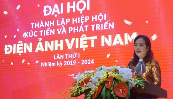 Thành lập Hiệp hội Xúc tiến và phát triển điện ảnh Việt Nam - Ảnh 1.