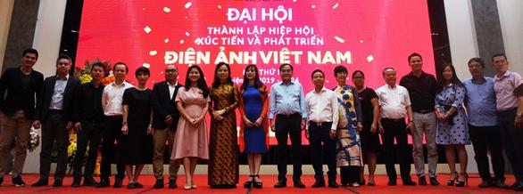 Thành lập Hiệp hội Xúc tiến và phát triển điện ảnh Việt Nam - Ảnh 2.