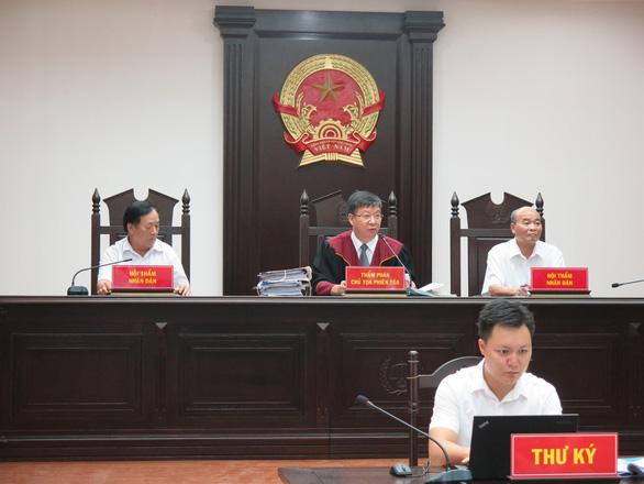 Xử vụ bảo kê chợ Long Biên: Hưng kính bị đề nghị mức án cao nhất đến 5 năm tù - Ảnh 3.