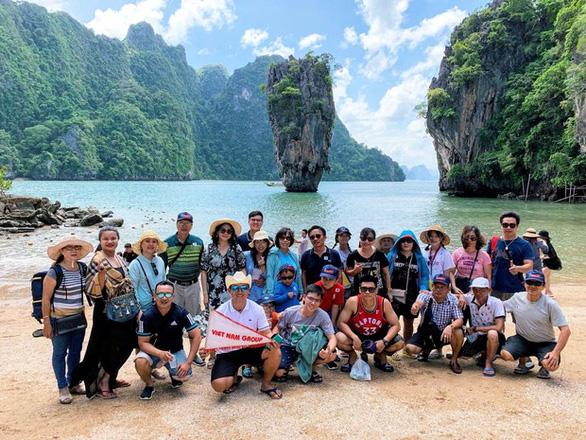 Flash Sales tour Phuket dịch vụ 4 sao giá trọn gói chỉ 6,99 triệu đồng - Ảnh 1.