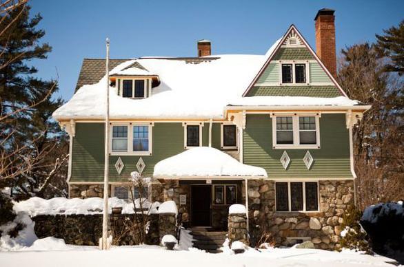 10 màu sơn ngoại thất đẹp tuyệt cho ngôi nhà - Ảnh 4.