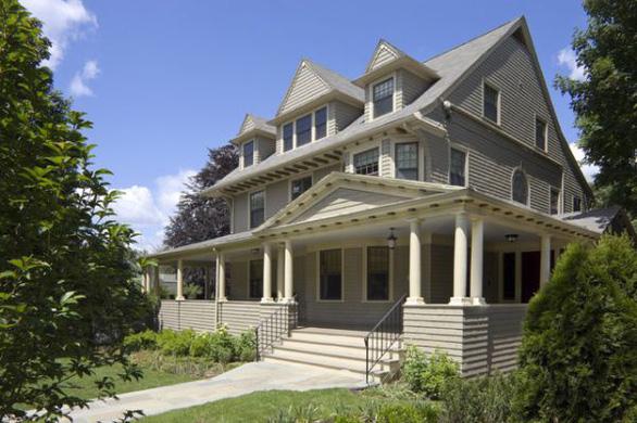 10 màu sơn ngoại thất đẹp tuyệt cho ngôi nhà - Ảnh 5.