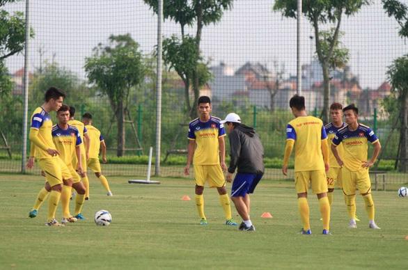 Tuyển U22 Việt Nam có một trận giao hữu trước SEA Games - Ảnh 1.