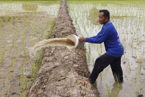 Thái Lan yêu cầu Trung Quốc, Lào, Myanmar xả nước chống hạn ở Mekong - Ảnh 1.