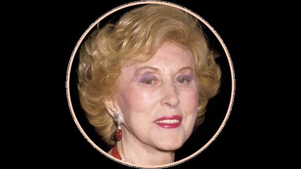Bà Estee Lauder