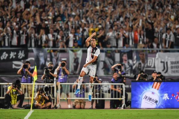 CĐV Juventus và Inter Milan tại Trung Quốc ẩu đả với nhau trước trận giao hữu - Ảnh 2.