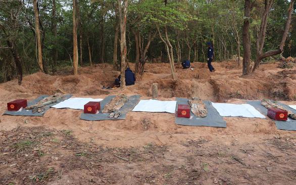 Tìm kiếm hàng ngàn hài cốt liệt sĩ Việt Nam hy sinh trên chiến trường Campuchia  - Ảnh 3.