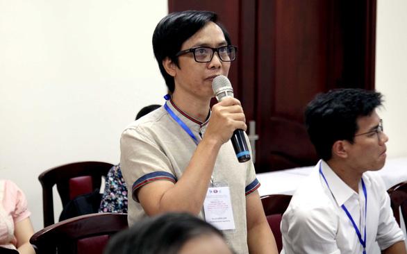 Biển Đông nóng Hội thảo quốc tế Việt Nam học - Ảnh 1.
