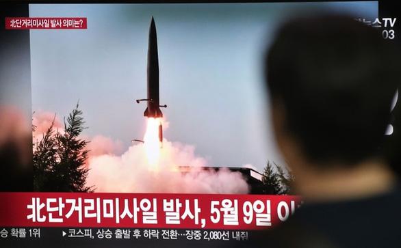 Triều Tiên tuyên bố bắn thử vũ khí mới để cảnh cáo Hàn Quốc - Ảnh 1.