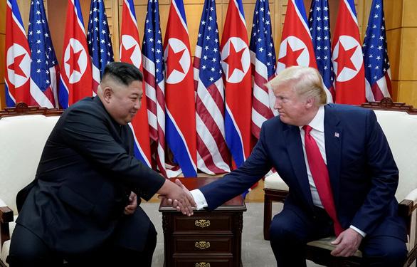 Với Triều Tiên, ông Trump nói ít làm nhiều? - Ảnh 1.