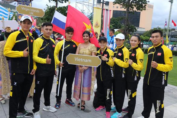 Nữ võ sĩ Hữu Hiếu vô địch Giải Muay thế giới 2019 - Ảnh 2.