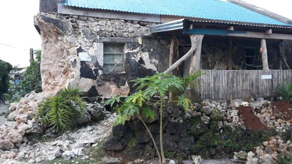 Động đất kép ở Philippines, hàng chục người thương vong - Ảnh 1.