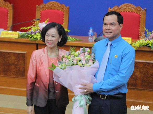 Ông Nguyễn Đình Khang là tân chủ tịch Tổng liên đoàn Lao động Việt Nam - Ảnh 1.