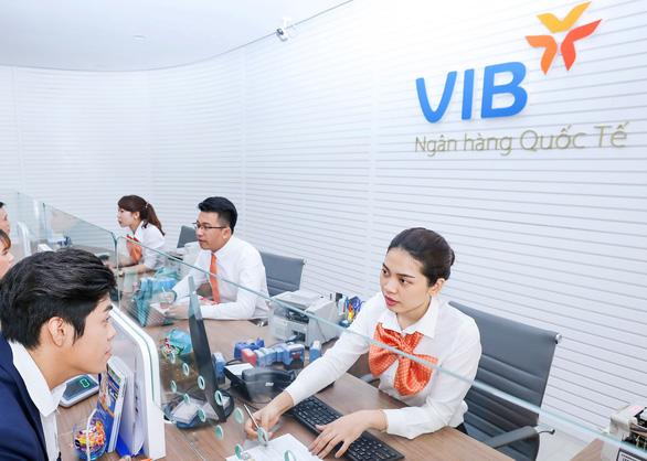 Gửi tiết kiệm 1 nhận 3 ưu đãi lãi suất tại VIB - Ảnh 2.