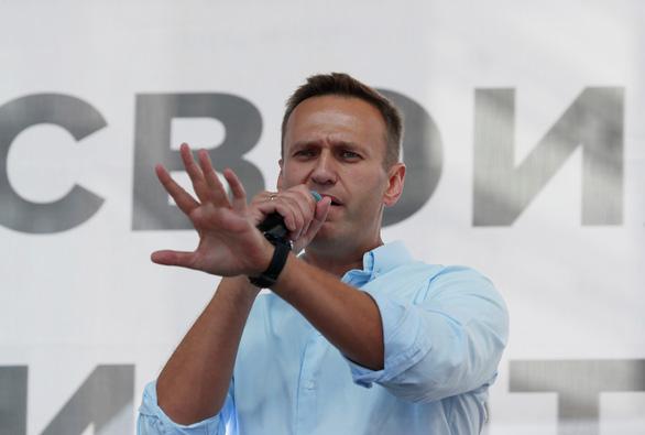 Đang ở tù, lãnh đạo phe đối lập ở Nga nhập viện, nghi bị đầu độc - Ảnh 1.