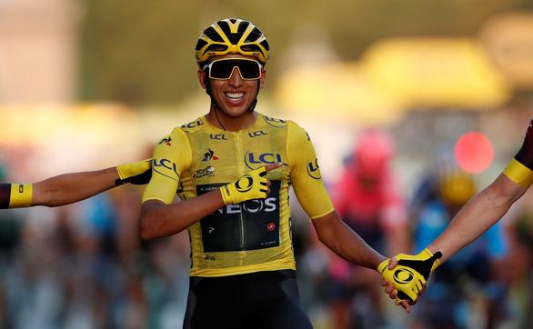 Cua-rơ Egan Bernal vô địch Tour de France 2019 - Ảnh 2.
