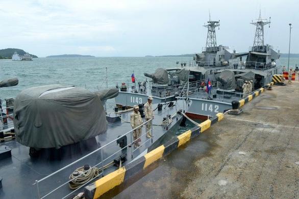 Campuchia chi thêm 40 triệu USD mua vũ khí Trung Quốc - Ảnh 1.