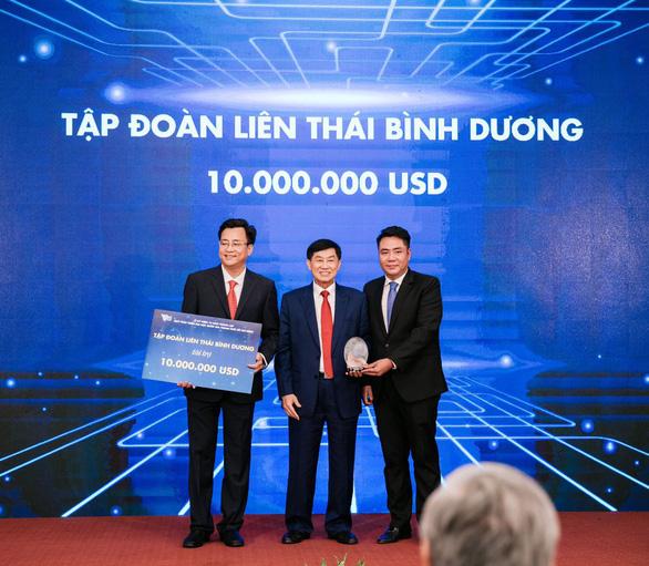 IPPG tài trợ 10 triệu USD cho Quỹ Phát Triển Đại học Quốc Gia TP.HCM - Ảnh 2.