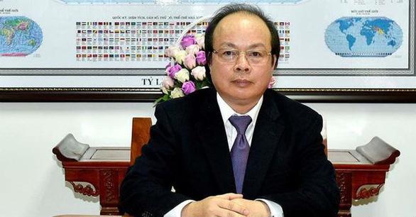 Kỷ luật cảnh cáo Thứ trưởng Bộ Tài chính Huỳnh Quang Hải - Ảnh 1.