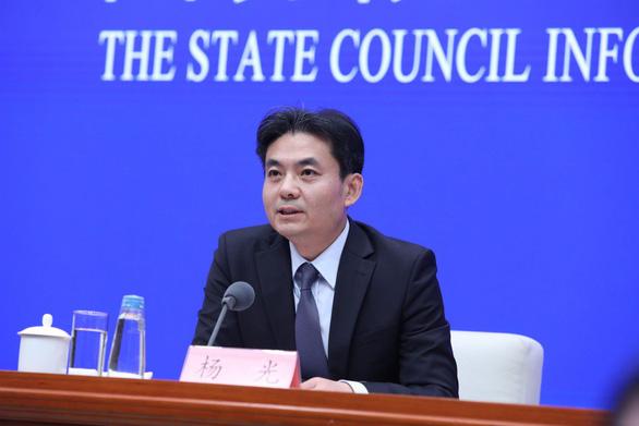 Trung Quốc lần đầu họp báo về tình hình bất ổn ở Hong Kong - Ảnh 2.