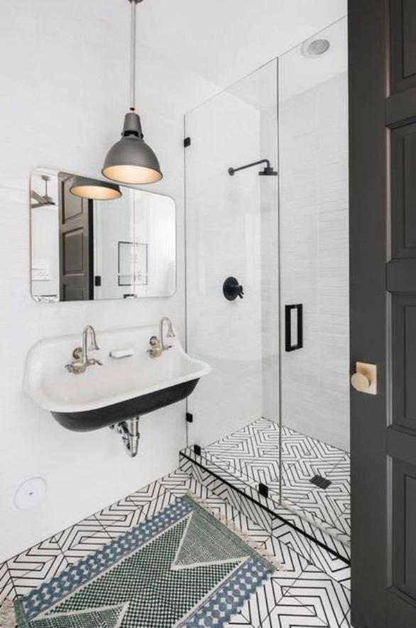 Thiết kế phòng tắm đáng yêu khiến bé mê tít - Ảnh 2.